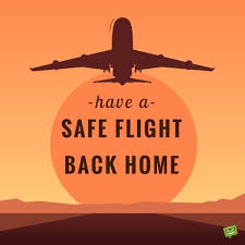 Safe Travel Quotes Delectable 48 Safe Journey Wishes To Inspire The Best Flights And Road Trips