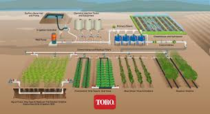 Landscape Irrigation System Design Driptips Tips For Successful Drip Irrigation From Toro Ag