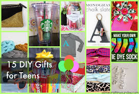 6 30 diy gifts for teens
