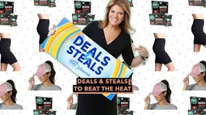 gma deals and steals to beat the heat in kitchen bedding clothing and tech