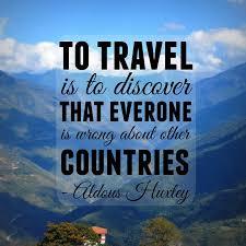 Travel Quotes Amazing 48 Epic Travel Quotes Xoxo Xenophile