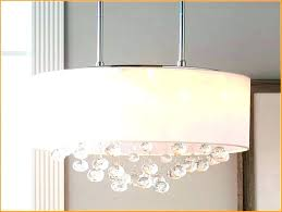 drum shade chandelier burlap drum shade chandelier elegant drum chandelier with crystals drum chandelier light fixture