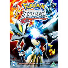 Pokemon Movie 15 Kyurem Vs The Sword of Justice DVD