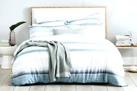 bedding king size duvet cover sets blue and grey quilt covers bed sheet dimensions gr