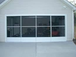 garage screen doorGarage Screens