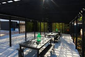 Small Picture Garden Design and Special Events Center in Brooklyn Outside