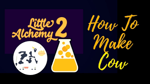 Little Alchemy 2 How To Make Cow Cheats Hints