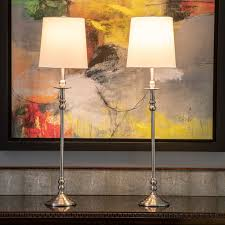 Shop Set Of 2 Joseph Buffet Table Lamps On Sale Free Shipping