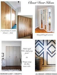 Closet Color Design Closet Door Styles Jill Seidner Interior Design