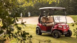 Onward 2 Passenger Electric Golf Cart Club Car