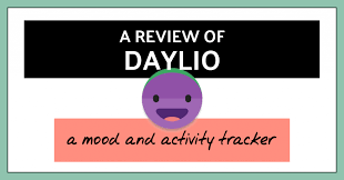 Activity And Mood Monitoring Chart Review Of Daylio A Mood Tracker And Micro Diary App