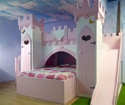 furniture wonderful castle bed slide kid a girls princess castle loft bunk bed