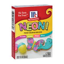 Mccormick Assorted Food Colors Egg Dye