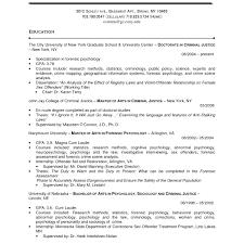 Resume New Resume Objective For Masters Program Fresh