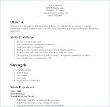 Waitress Job Description For Resume Beautiful Waiter Job Description
