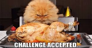 When you ask grandma what's for dinner. 12 Funny Thanksgiving Memes That Capture Our Feelings For That Holiday I Can Has Cheezburger