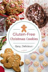 gluten free cookies recipes