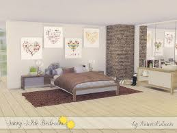 The Set Contains: Found In TSR Category U0027Sims 4 Adult Bedroom ...