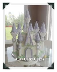Princess Castle Cake Miss Catty Cakes Cake Design Flickr