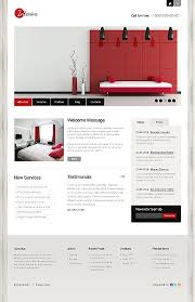 Small Picture 40 Interior Design WordPress Themes That Will Boost Your