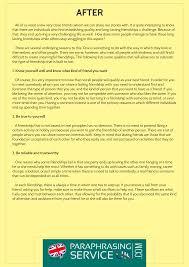 reword my essay in uk guide original essay sample paraphrased essay sample