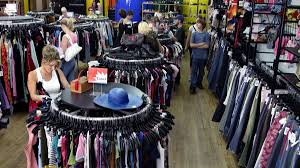 why trying to re your clothes is always so embarrassing the clerks at beacon s closet