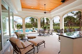 image of popular sun porch floor ideas