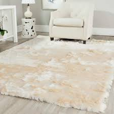 secrets 5x5 rug safavieh sheep ivory x area the with plush rugs grey