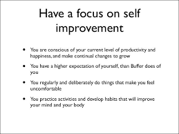 an essay on self improvement self improvement essays essay examples and