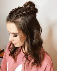 ideas for cute easy hairstyles for