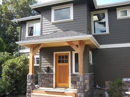 seattle siding and porch in west seattle using cedar and james har siding