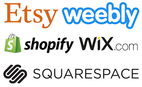 Wix Vs Shopify Ecommerce Web Design Shopify Wix Squarespace Vs Owning Your Website
