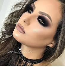 in makeup leave a ment