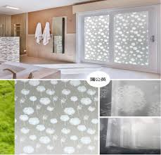 Frosted Privacy Home Schlafzimmer Badezimmer Glas Fensterfolie