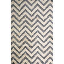 knight home grey chevron rug for nursery