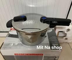 NỒI ÁP SUẤT FISSLER VITAQUICK 4,5L -... - Hàng xách tay chuẩn - Mit Na Shop