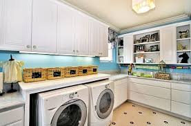 View in gallery Modern laundry room design idea ...