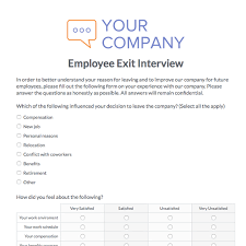 vacation forms for employees human resources management forms formstack