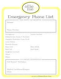 Emergency Phone Tree Emergency Phone Tree Template Call S Chaseevents Co
