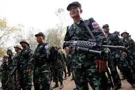 KNU calls on Military junta to 'withdraw from politics'   Mizzima Myanmar  News and Insight