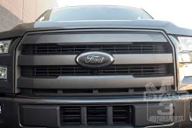 blacked out ford logo. blackout grey lettering overlay badge set hover to zoom blacked out ford logo l