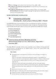 Bioinformatics Resume Ab Initio Developer Sample Resume Podarki Co