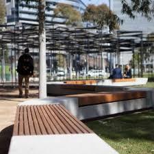 urban furniture melbourne. Docklands City Park Melbourne - Stage 1 By MALA Studio. Urban FurnitureStreet Furniture