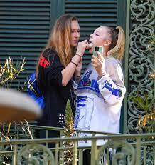 Jojo Siwa, girlfriend Kylie Prew flirt ...