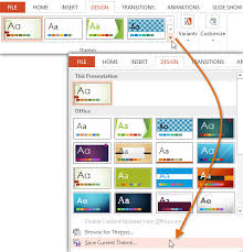 Design For Powerpoint 2013 Powerpoint 2013 Slide Master View