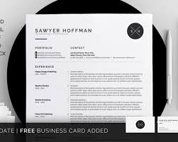 Breakupus Surprising Resume Templates Creative Market With