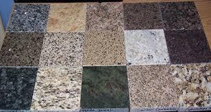 types of stone countertop options beautiful giani countertop paint