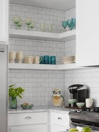 White Kitchen Remodeling Small Space Kitchen Remodel Hgtv