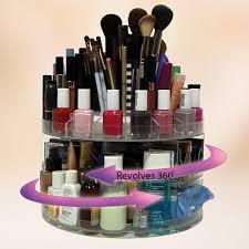 cosmetic organizer bedbathandbeyond glam caddy organizer estic rotaring organizer rak kosmetik unik murah ng kayu glam glam candy