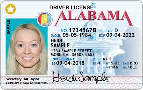 Drivers Alabama Licenses Changes To Coming